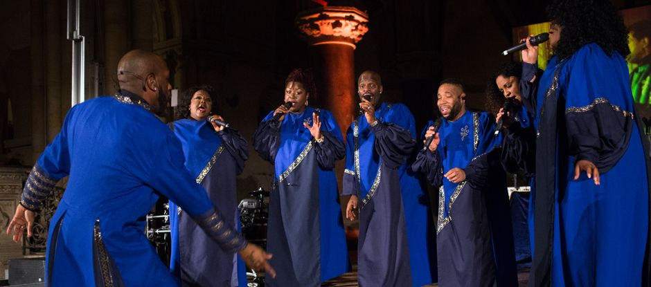 "The Best of Black Gospel - ""Back to the Roots"" Tour mit den Original Gospelklassikern"