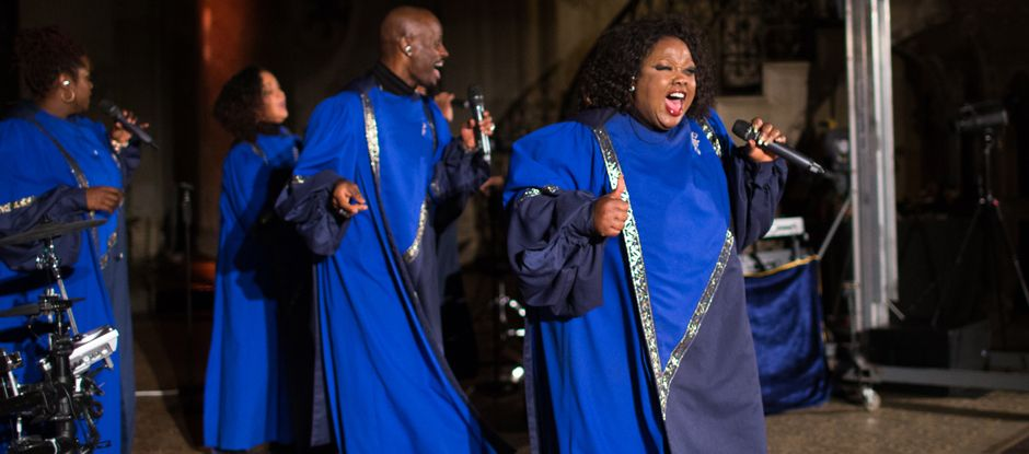 The Best of Black Gospel - 20years of Gospel - Jubiläumstournee